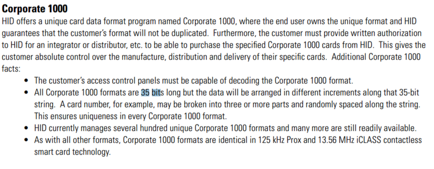 Screenshot for Corporate 1000
